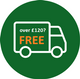 Free delivery on orders over £120